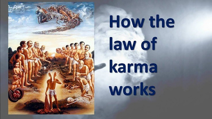 Law of Karma: An eye for an eye