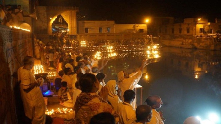 Significance of Radha Kunda Snaan
