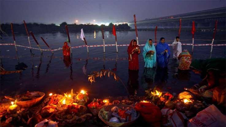 Significance of Yamuna Chhath