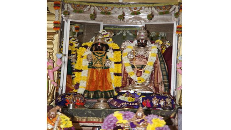 Sri Ashtalakshmi Temple, Besant Nagar, Chennai, Tamil Nadu