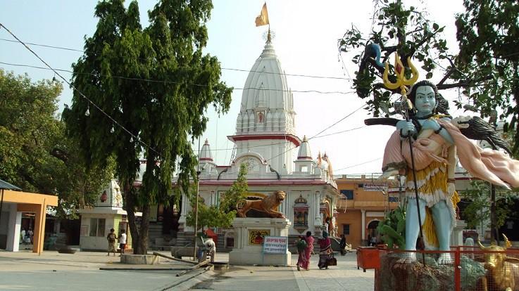 Daksheswara Mahadev Temple, Kankhal, Haridwar, Uttarakhand