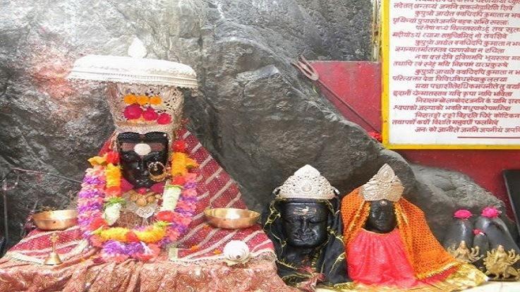 Dhari Devi Temple, Kalyasaur, Uttarakhand