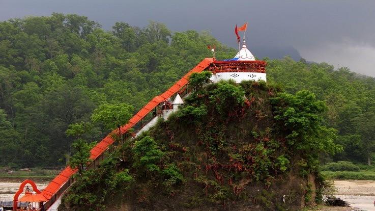 Garjiya Devi Temple, Ramnagar, Uttarakhand