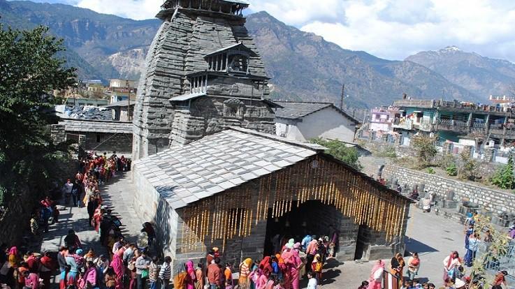 Gopinath Mandir,Gopeshwar, Chamoli, Uttarakhand
