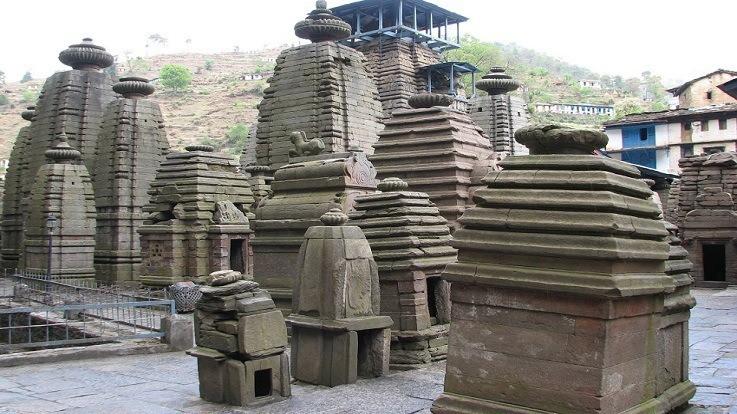 Jageshwar Temple City, Almora,  Uttarakhand