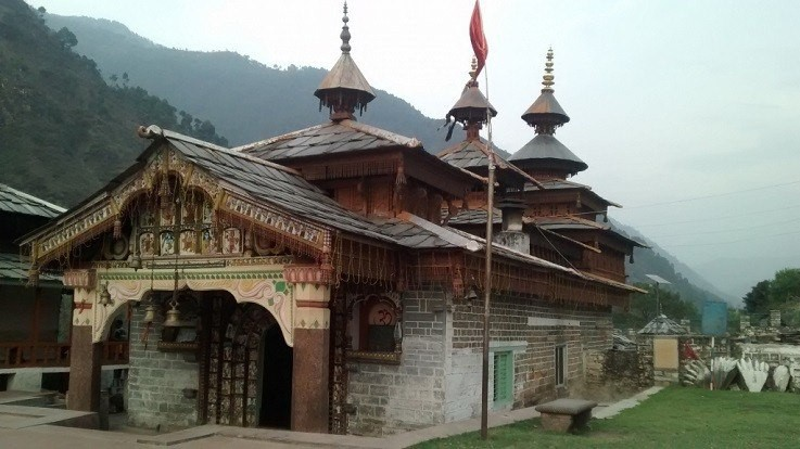 Mahasu Devta Temple, Hanol, Uttarakhand