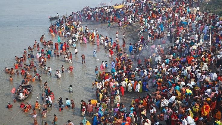 Sonepur Mela - Bihar