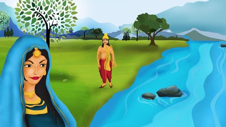 Story of Shantanu - Ganga