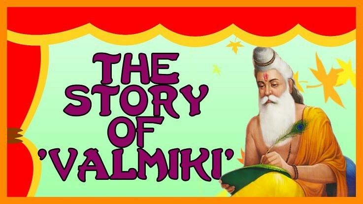 Story of Valmiki