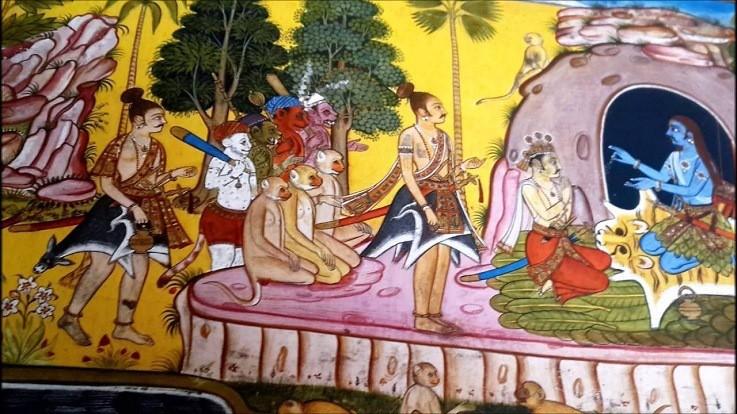 Story of Vibhishana