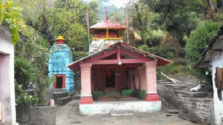 Vridha Badri, Animath, Chamoli, Uttrakhand