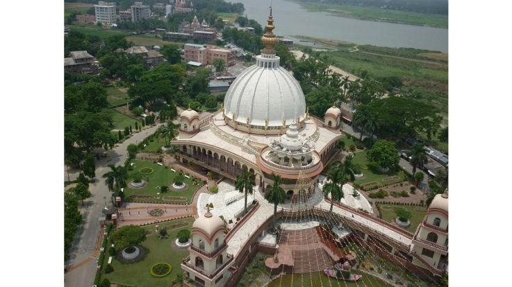 ISKCON Temple, Mayapur, West Bengal