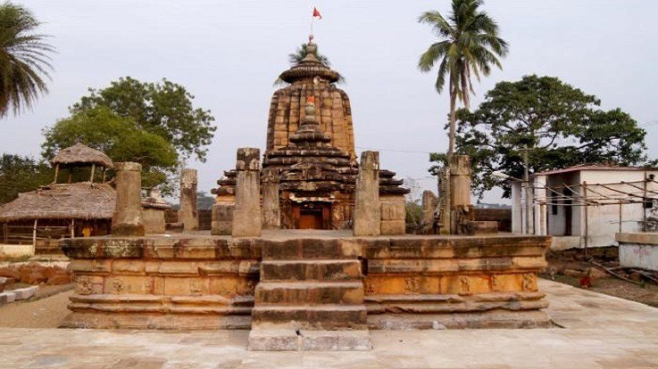 Jaleswar Siva Temple, Kalarahanga, Bhubaneswar, Odisha