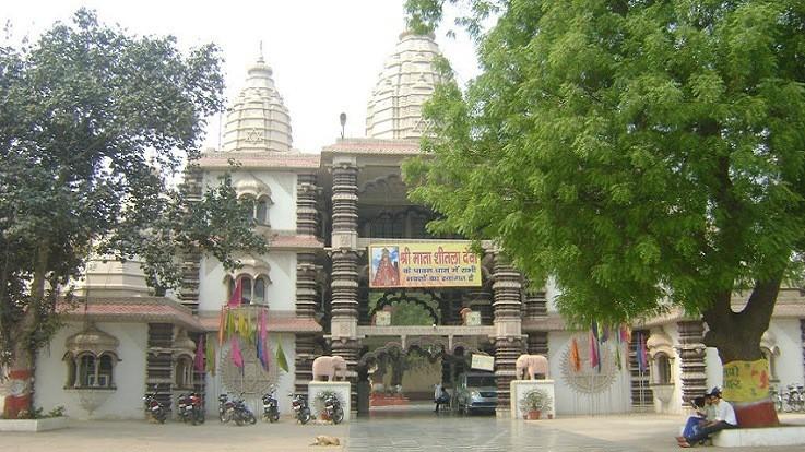 Sheetla Mata Mandir Gurgaon, Haryana