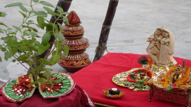 Significance of  Tulsi Vivah