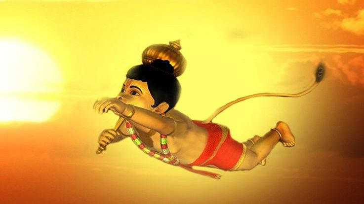 Stories of Hanuman Childhood wonders