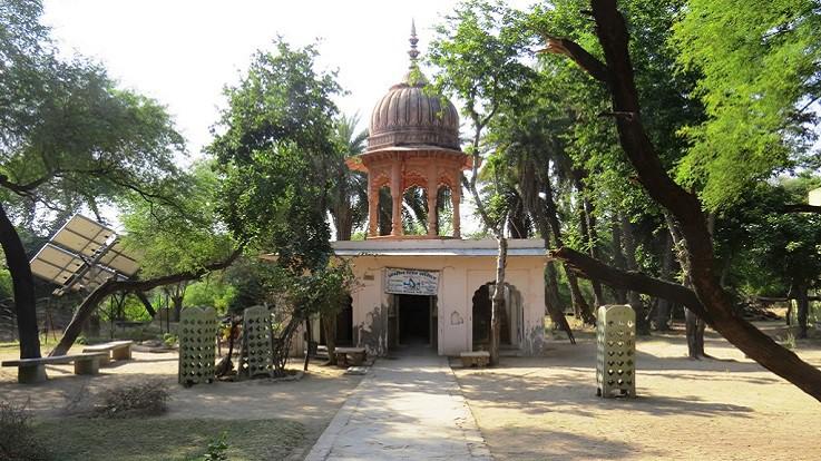Keoladeo Temple Bharatpur, Rajasthan