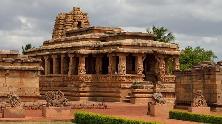Aihole Durga Temple, Aihole, Karnataka
