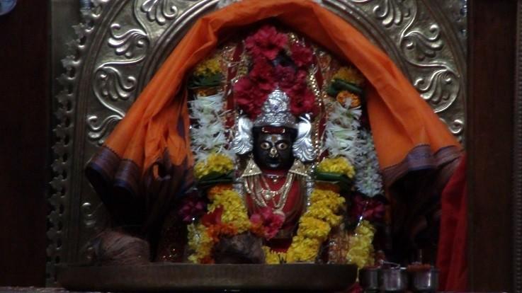 Mahakali Temple, Adiware, Rajapur, Maharashtra